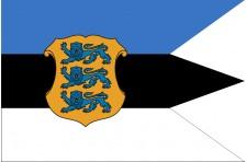 Флаг ВМС (военно-морские силы) Эстонии