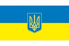 Флажок Украины. Вариант-03