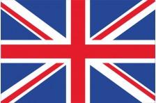 """Скатерть """"Великобритания"""". Вариант -01"""